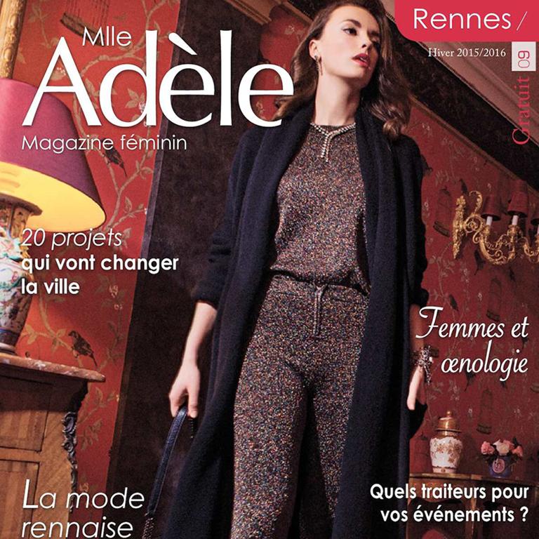 magazine Adele