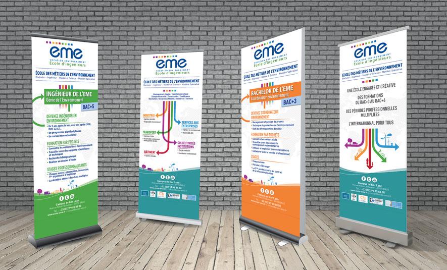 signalétique-rennes-35-kakemono-EME-revelations-agence-communication