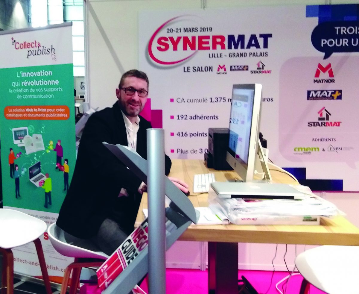 SALON SYNERMAT COLLECT&PUBLISH