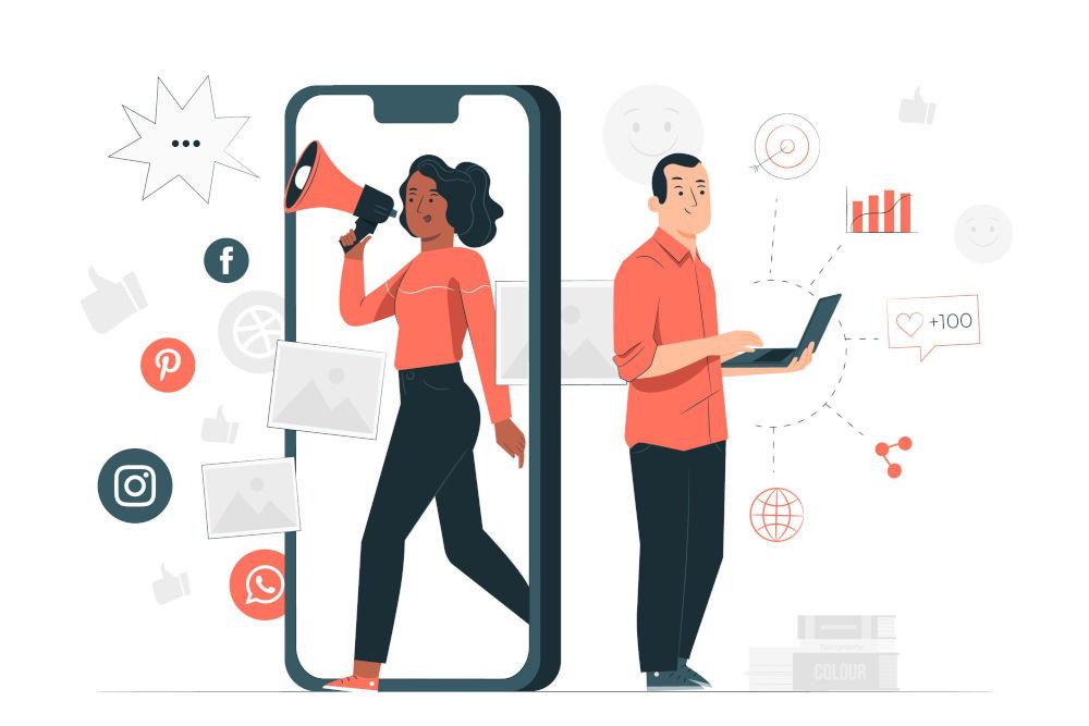 stratégie réseaux sociaux - social media - agence de communication Rennes